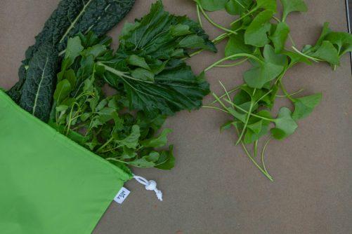 RPET Everything Bag Leafy Greens
