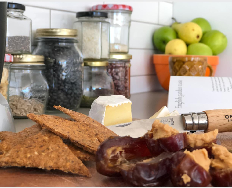Vege/Juice pulp crackers