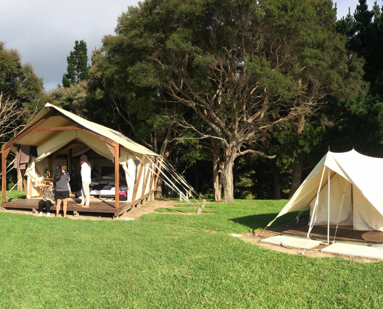 Hawkes Bay Camping